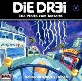 Pforte zum Jenseits - Cover