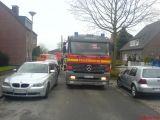 Feuerwehrauto :: parkt alles zu
