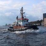 Bugsier 18 :: Auf der Elbe