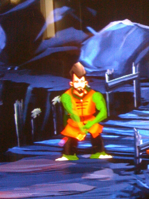 George Lucas in Monkey Island