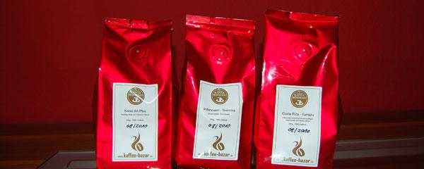 Kaffee-Bazar