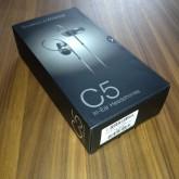 Bower & Wilkins C-5 Verpackung